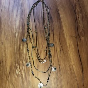 4 Layered Necklace